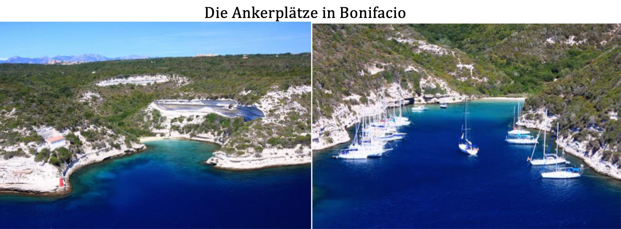 Ankerplatz Bonifacio