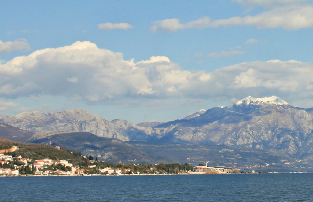 Montenegro Herceg Novi Zelenika Segeln