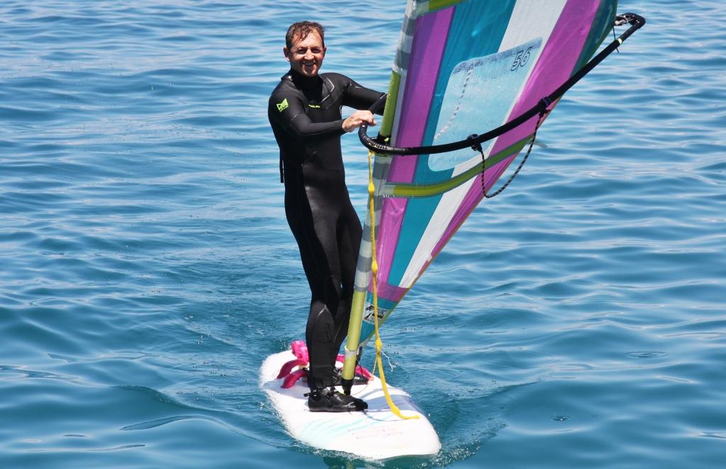 Viktor Karpowitsch Surfen